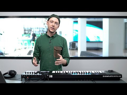 Native Instruments Maschine MK3 Production and Performance