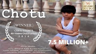 Chotu | Award Winning Indian Short Film starring Shivansh Kotia | Six Sigma Films
