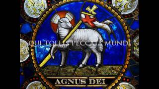 Agnus Dei (latin) ♱ Lamb Of God