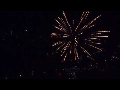Салют. День города 30.07.2016