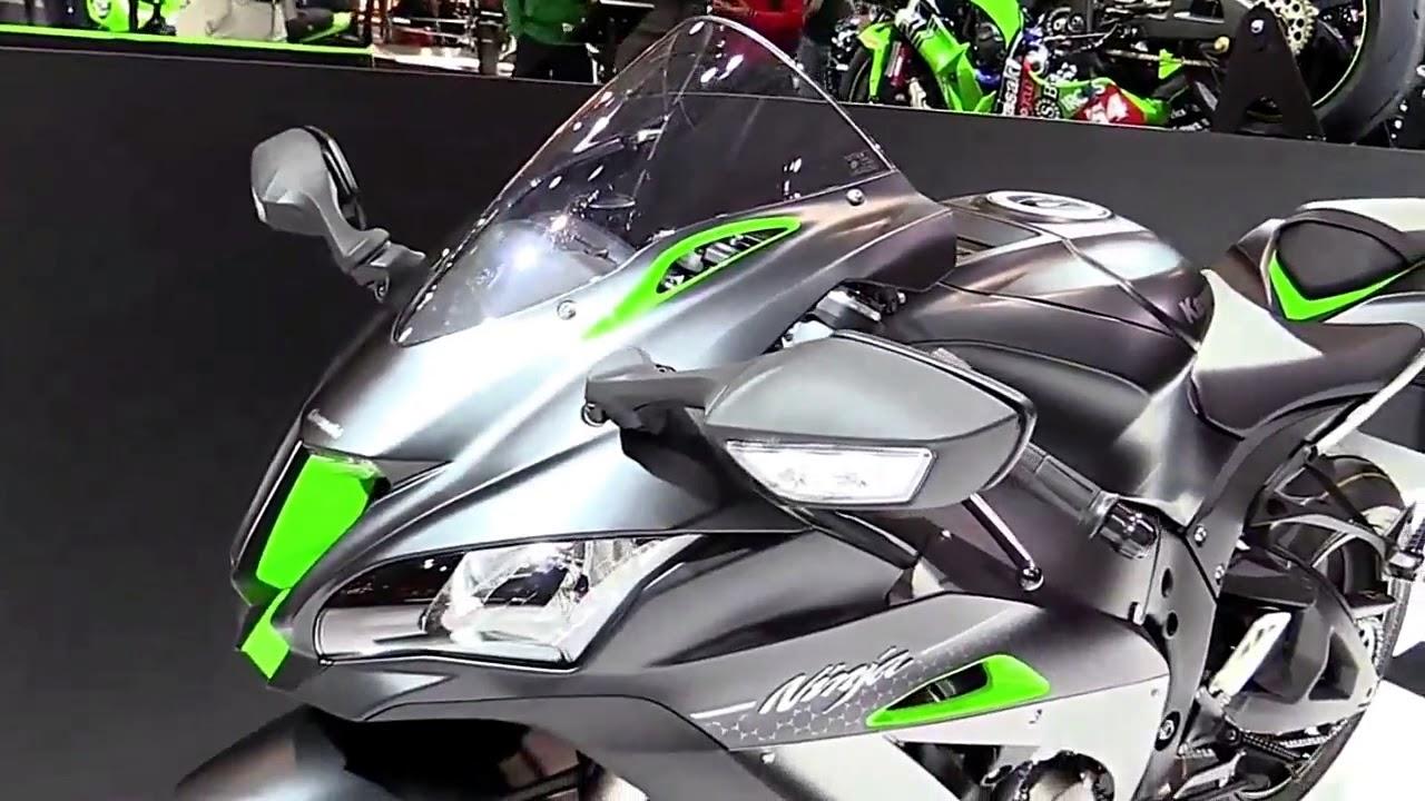 2018 Kawasaki Ninja ZX10R SE Complete Accs Series Lookaround Le Moto Around  The World