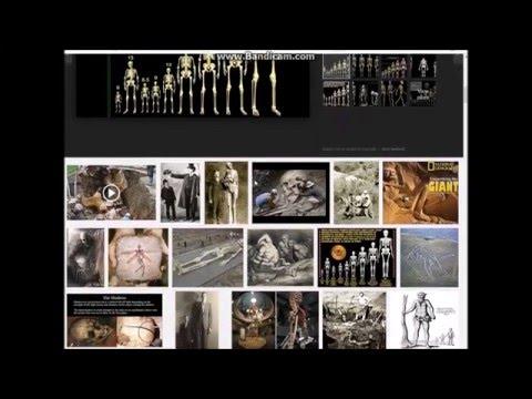 Giants, Greek Mythology, Aliens and the Bible