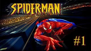 Spider-Man (2000) - Walkthrough Part 1: The Heist