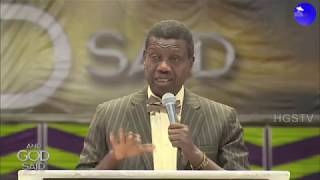 PASTOR EA ADEBOYE SERMON  DAY 3 RCCG HOLY GHOST CONVENTION 2019 - HD