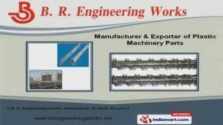 الصناعية برميل بواسطة B. R. الأعمال الهندسية, أحمد آباد في أحمد آباد
