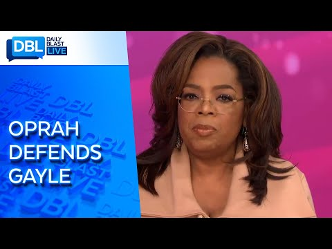 Oprah Comes to
