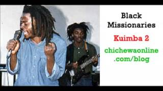 Black Missionaries Evison Matafale Kuimba 2 - Nkhoswe