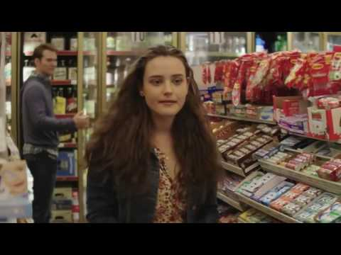 13 Reasons Why - Bryce grabs Hannah in the store -Full Scene