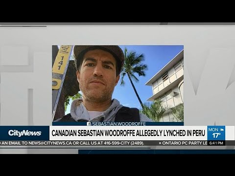 Canadian allegedly lynched in Peru