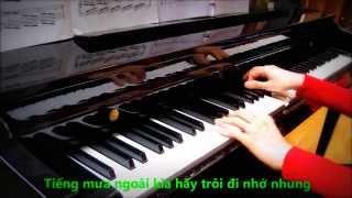 Lại Một Đêm Mưa - Rainy Night (Mỹ Tâm) - Piano Cover