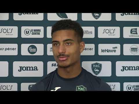 """Loïc Badé : """"J'avais beaucoup de pression"""""""