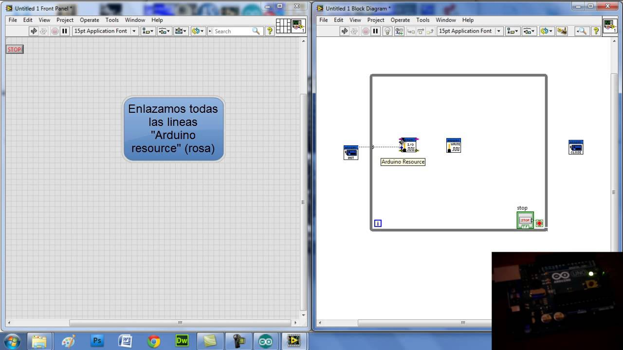 LabVIEW - Electronics2work