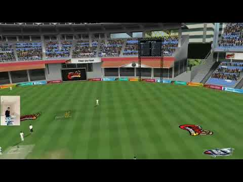 Wcc2 game play test cricket.... 😍😍😍
