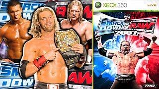 This WWE Game Made Me ANGRY! | WWE SvR 2007