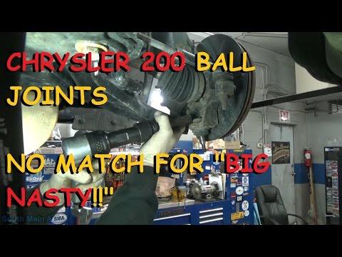 Chrysler 200 – Ball Joints