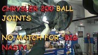 Chrysler 200 - Ball Joints