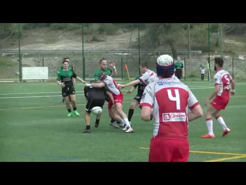 Replay Rugby Réserve Honneur Monaco vs US Mourillon Match Championnat Live TV Sports 2017
