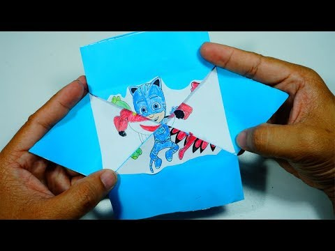 Pj masks VS Super wings Amazing Paper craft l Amazing Things You Should Try To Make l Funny DIYs
