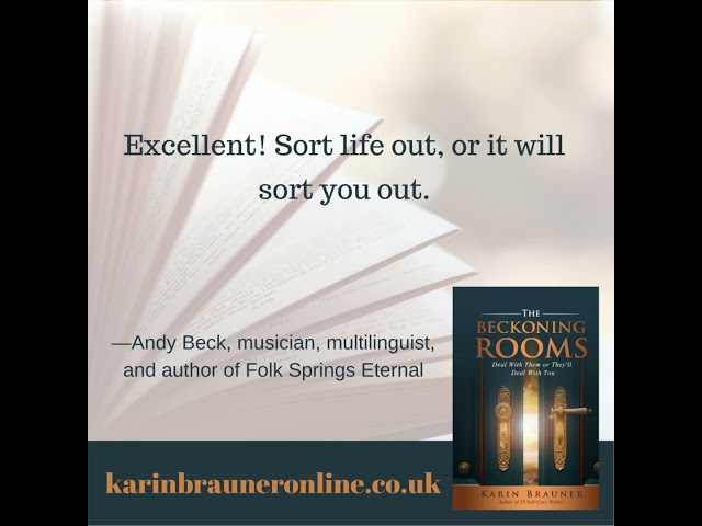 The Beckoning Rooms endorsements and reviews