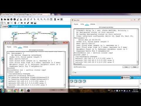 Lab TSHOOT OSPF: Hướng dẫn tìm lỗi mạng và cách khắc phục trên Cisco Packet Tracer