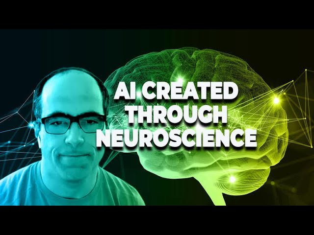 AI created through neuroscience