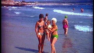 Spain, Sunny Mallorca in 1960