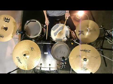 Panic At The Disco - The Ballad Of Mona Lisa (Vojtech Stolin Drum Cover)