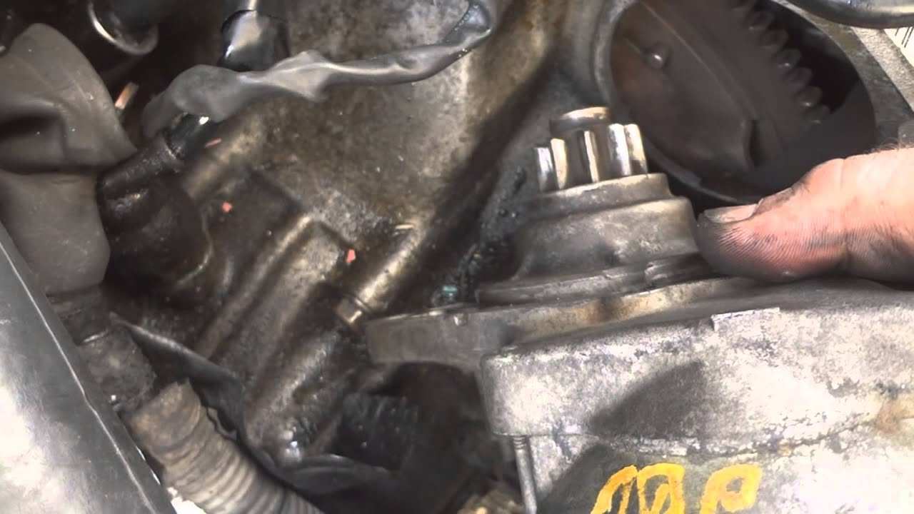 how to change a starter motor on a 1994 honda accord ex youtube. Black Bedroom Furniture Sets. Home Design Ideas