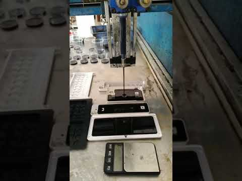 Adhesive Dispenser Machine Epoxy Resin Dispensing robot