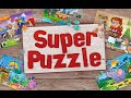 Super Puzzle: Jigsaw Puzzles for Kids - App Gameplay Video (old)
