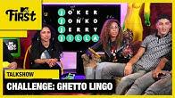 GHETTO LINGO met WILLIE WARTAAL, SOUFF, ROBIN ROXETTE EN YOUS | MTV FIRST