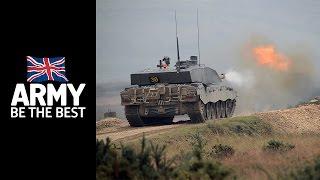 Royal Tank Regiment - Part One