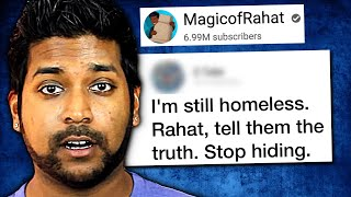 The YouTuber Who Disappeared After Getting a Homeless Man a House: Magic of Rahat