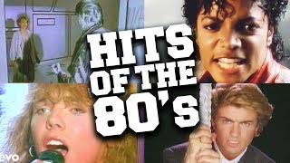 TOP 50 Greatest 80's Music Hits