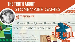 The Truth About Stonemaier Games? - The Mill