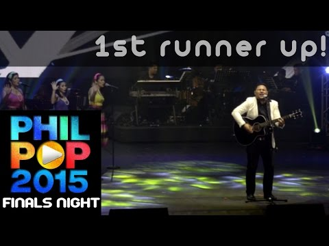 Paratingin Mo Na Siya(PhilPop Finals Night) - Davey Langit