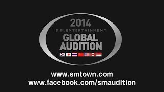 2014 S.M. GLOBAL AUDITION