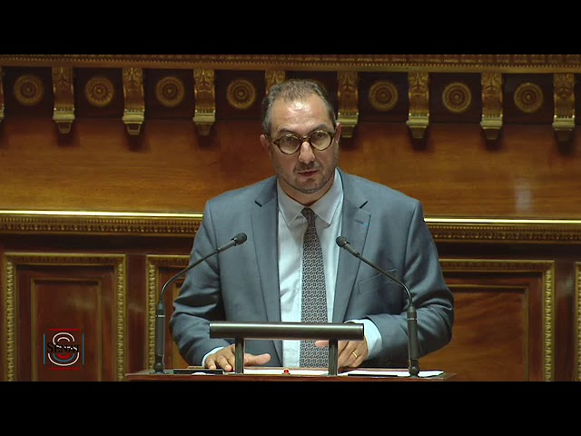 Franck MENONVILLE : Nouvelle lecture PJLO et PJL relatifs à la dette sociale et à l'autonomie