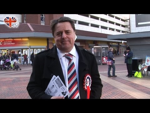 Vote BNP today in Wythenshawe & Sale
