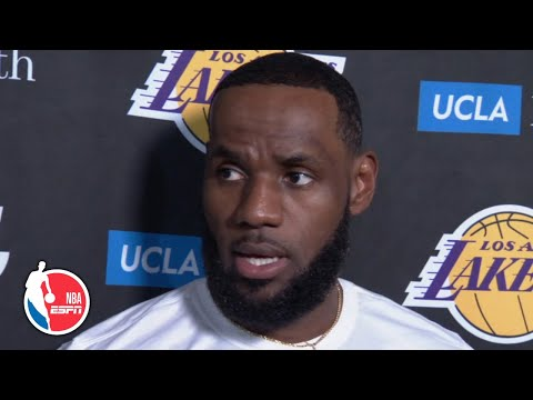 The Pat And Aaron Show - VIDEO : LeBron Calls NBA GM Uneducated After China Comments