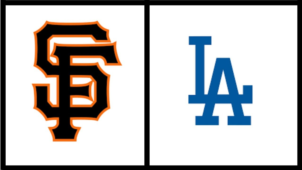 Major League Baseball Highlights (Giants vs Dodgers) MLB Condensed Game