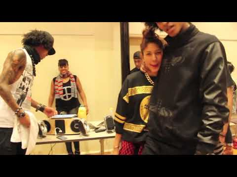 PART 2: MAS PRESENTS LES TWINS AUSTRALIAN WORKSHOP TOUR: ADELAIDE PART 2
