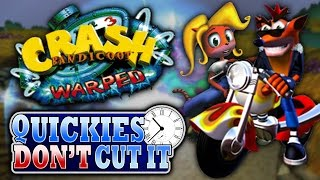 Crash Bandicoot 3: Warped Review - Quickies Don