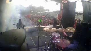 VoB - Master Of Puppets (Metallica Cover) - Live At Super Rawk Fest Final 2017