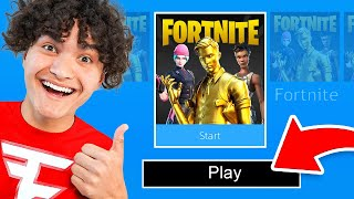 FaZe Jarvis Plays Fortnite (The Truth)