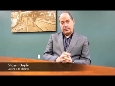 Lessons in Leadership with Shawn Doyle