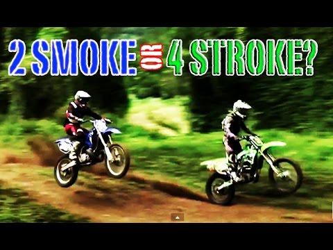 motocross 2 stroke or 4 stroke