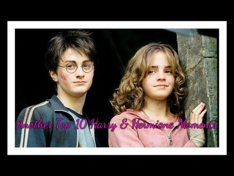 Another Top 10 Harry & Hermione Moments