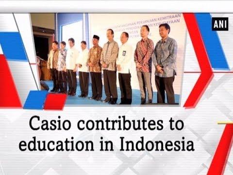 casio-contributes-to-education-in-indonesia