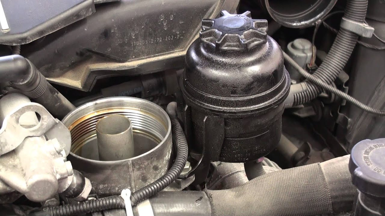 Bmw E46 Engine Oil And Filter Change Youtube